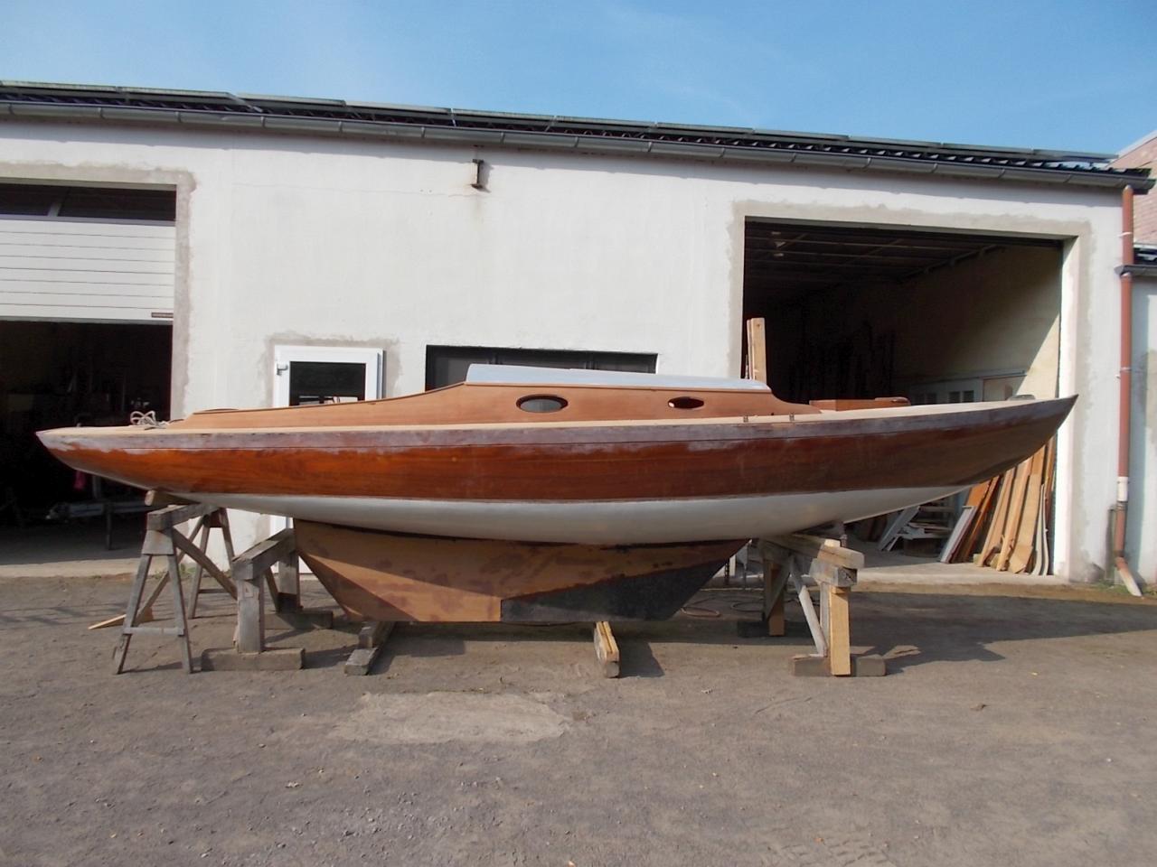 Top Neuigkeiten von der Restauration des Beulakermeerkruiser TU47