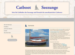 CatBoat-Seezung-Website