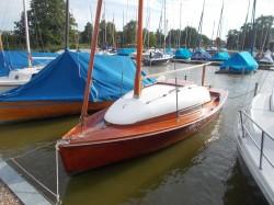 15qm Jollenkreuzer (P-Boot) 2302-1