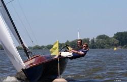 15qm Jollenkreuzer (P-Boot) 2302-11 - Fotografin Sabine Stich