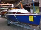 15qm Jollenkreuzer (P-Boot) 2302-12