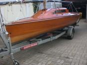 15qm Jollenkreuzer (P-Boot) 2302-2