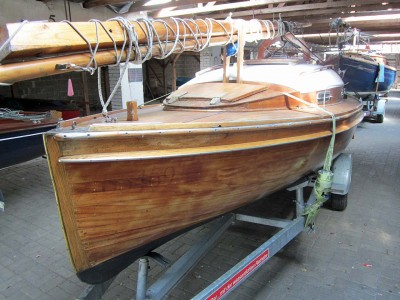 15qm Jollenkreuzer (P-Boot) 2302-3