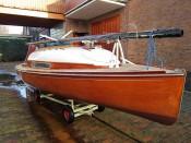 15qm Jollenkreuzer (P-Boot) 2302-6
