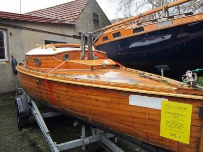 15qm Jollenkreuzer (P-Boot) 2302-7