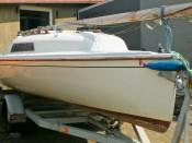 15qm Jollenkreuzer (P-Boot) 2302-9