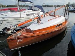 20qm Jollenkreuzer (R-Boot)  2401-7