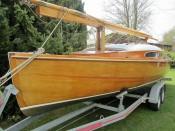 20qm Jollenkreuzer (R-Boot)  - 2401-9