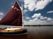 CAT-Segelboot