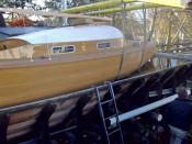 Klassicher 20qm Jollenkreuzer (R-Boot) voll restauriert - 2401-8